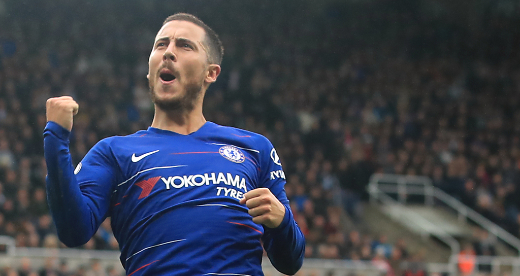 Eden Hazard Chelsea Premier League