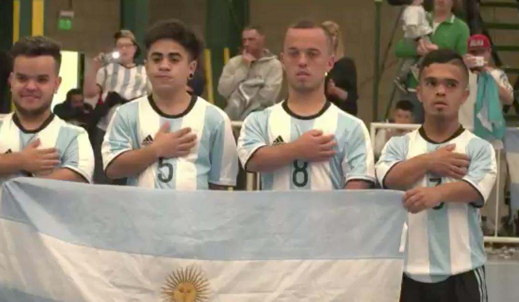 Dwarf Copa America