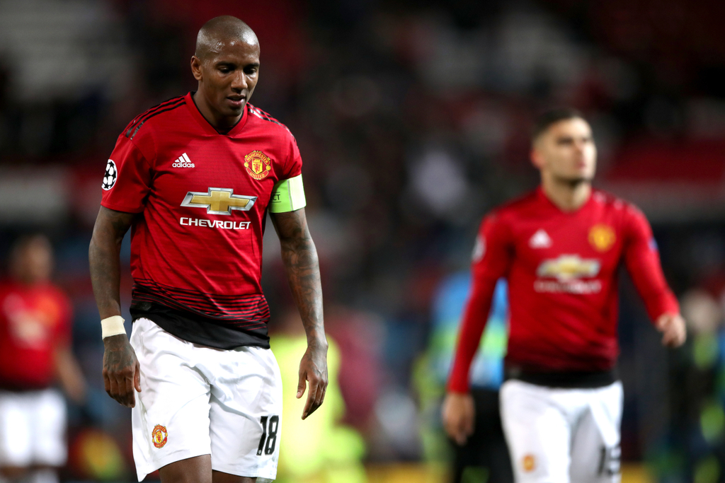 Image result for ashley young