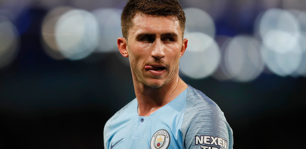 Aymeric Laporte France Athletic Bilbao Athletic Club Manchester City
