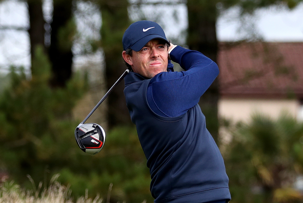 golf Rory McIlroy