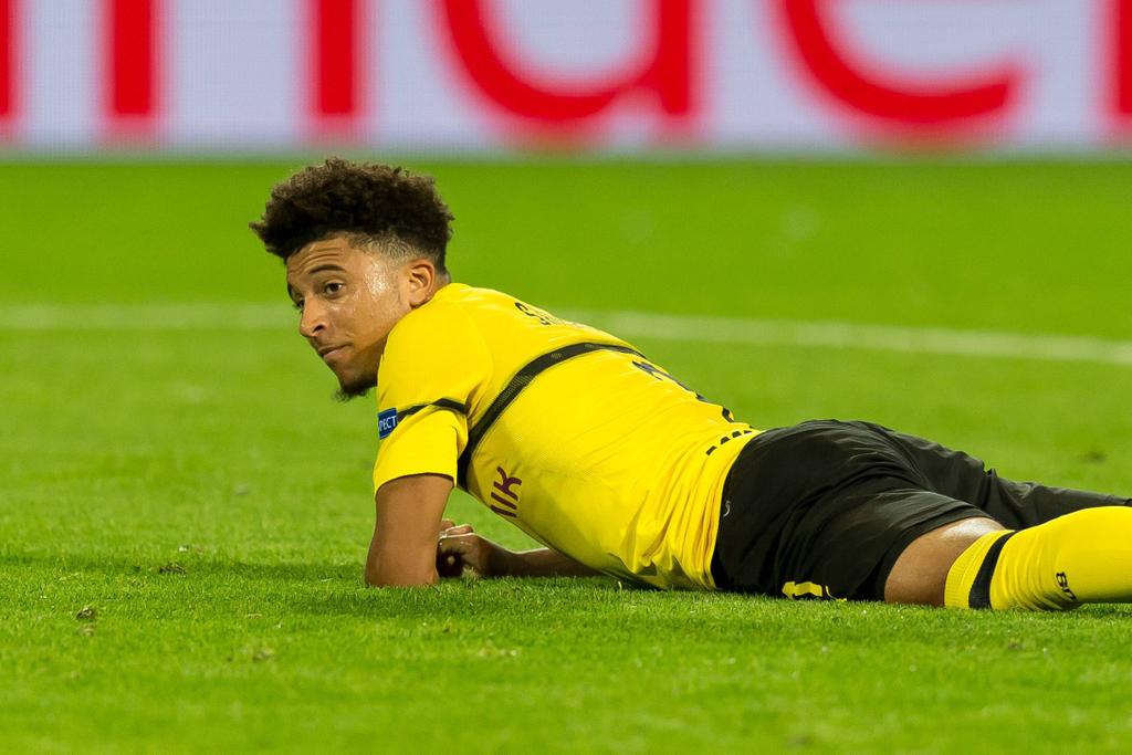 Sancho Dortmund England