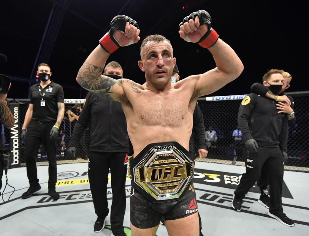 UFC VOLKANOVSKI