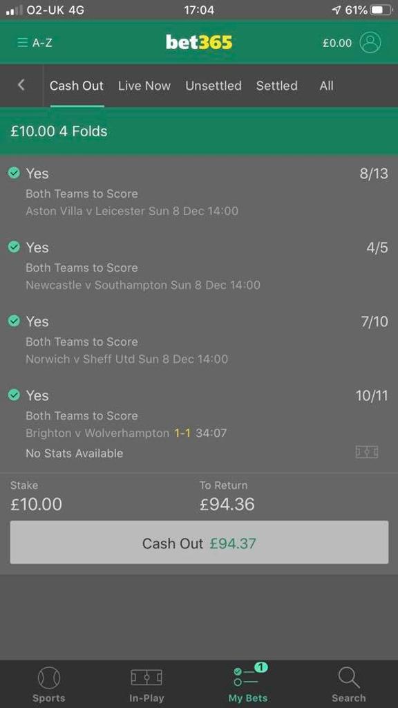 big bets