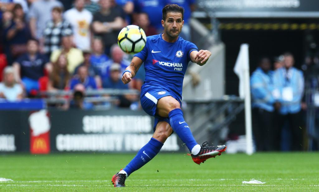 Cesc Fabregas Chelsea Premier League Assists