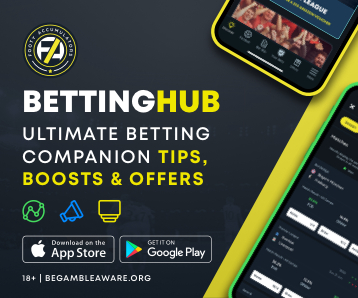 Betting trebles best cash sports betting offers
