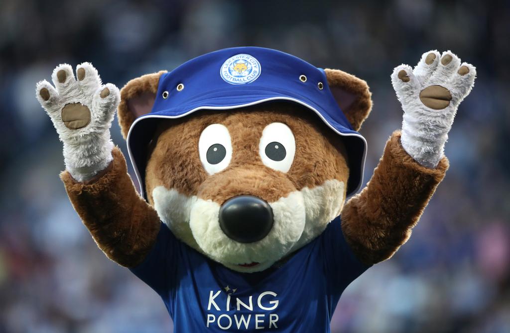 Leicester Filbert Fox Mascot