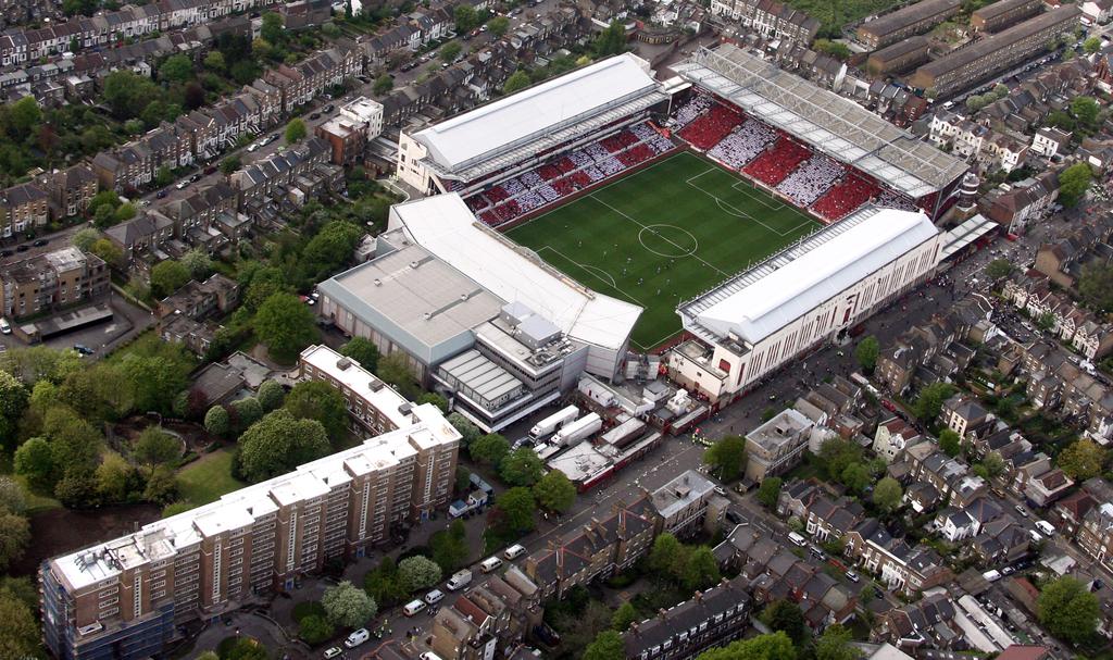 Highbury Arsenal