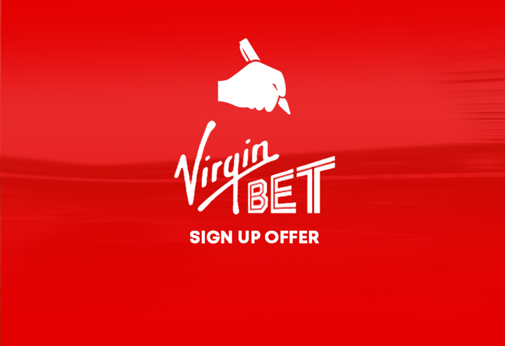 virgin bet sign up offer