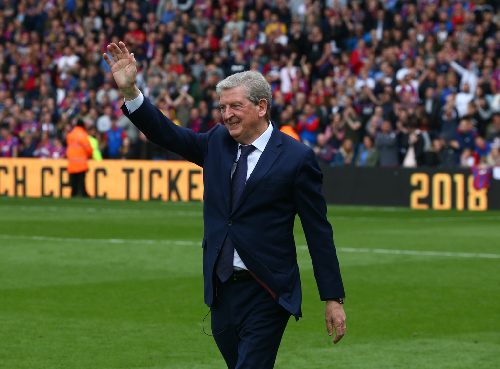 Roy Hodgson Crystal Palace