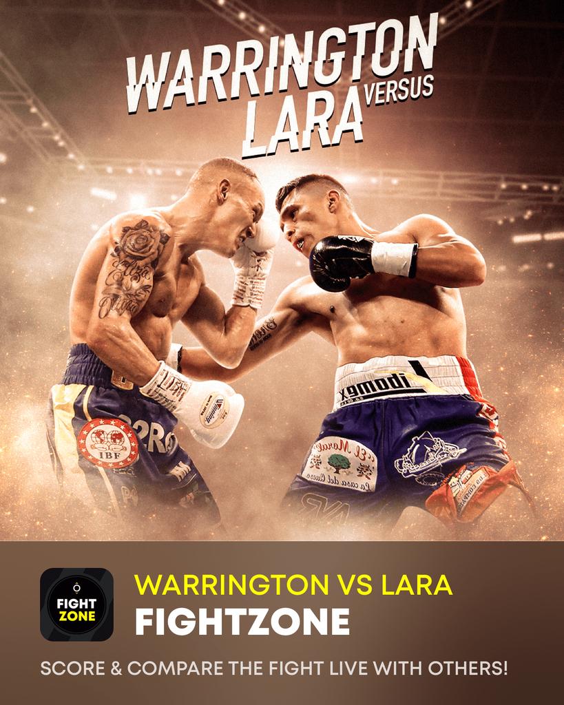 Warrington v Lara