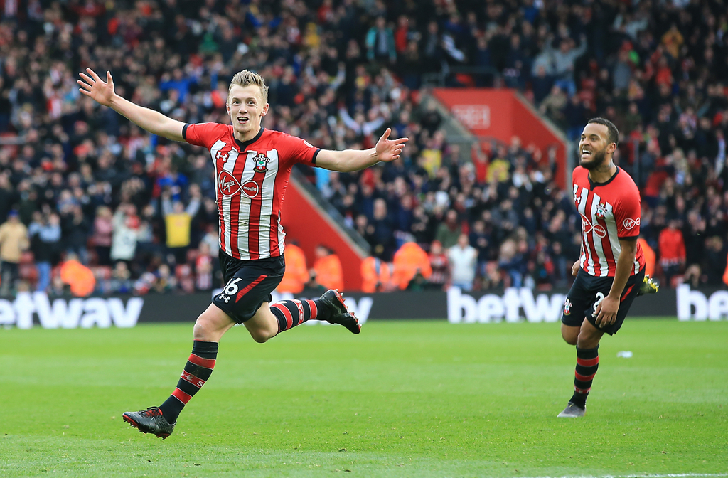 James Ward-Prowse Southampton