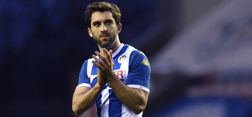 Wigan Will Grigg