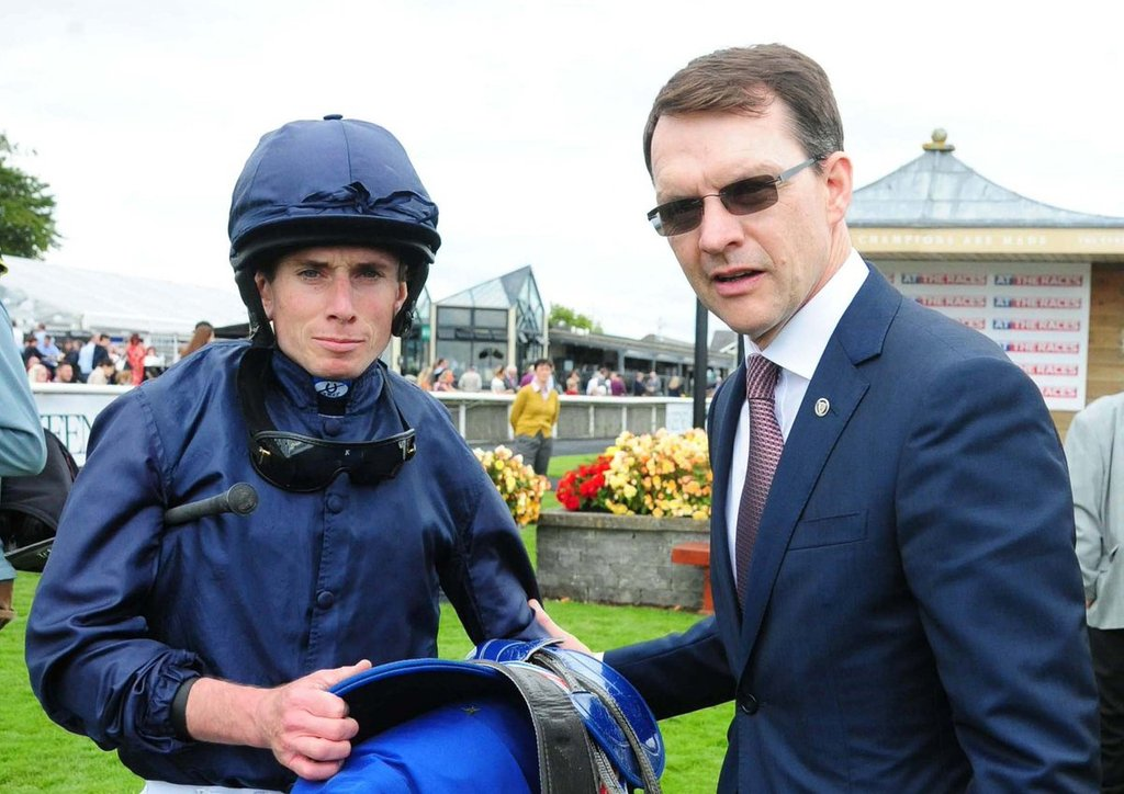 Ryan Moore Aidan O'Brien