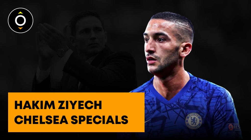 Ziyech specials