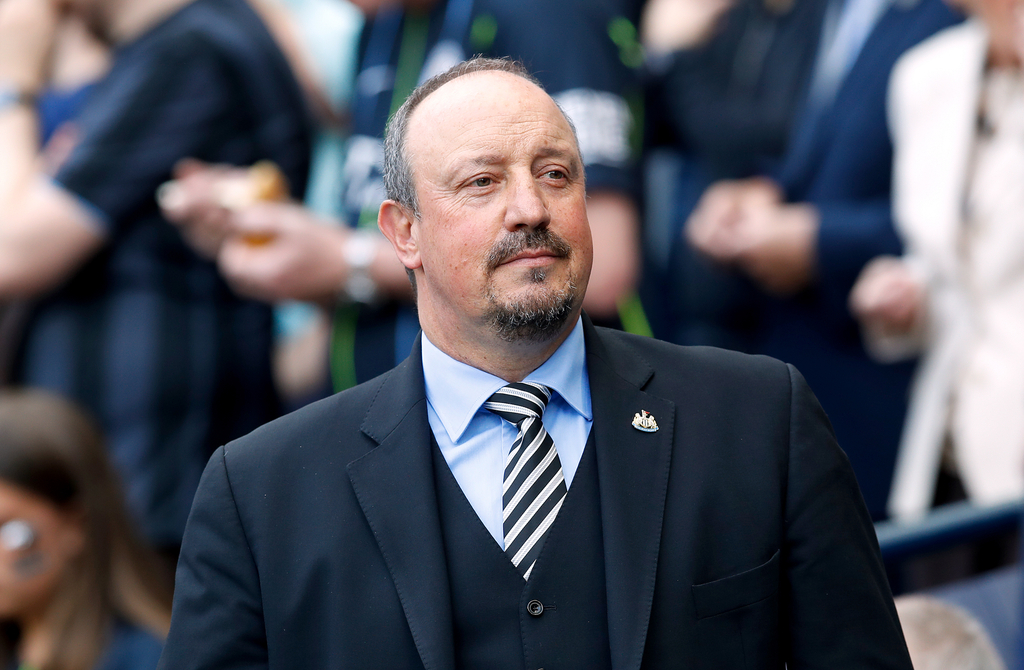 Rafa Benitez Newcastle United