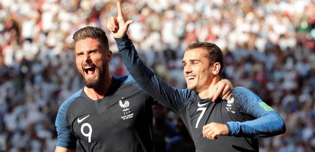 France Giroud Griezmann
