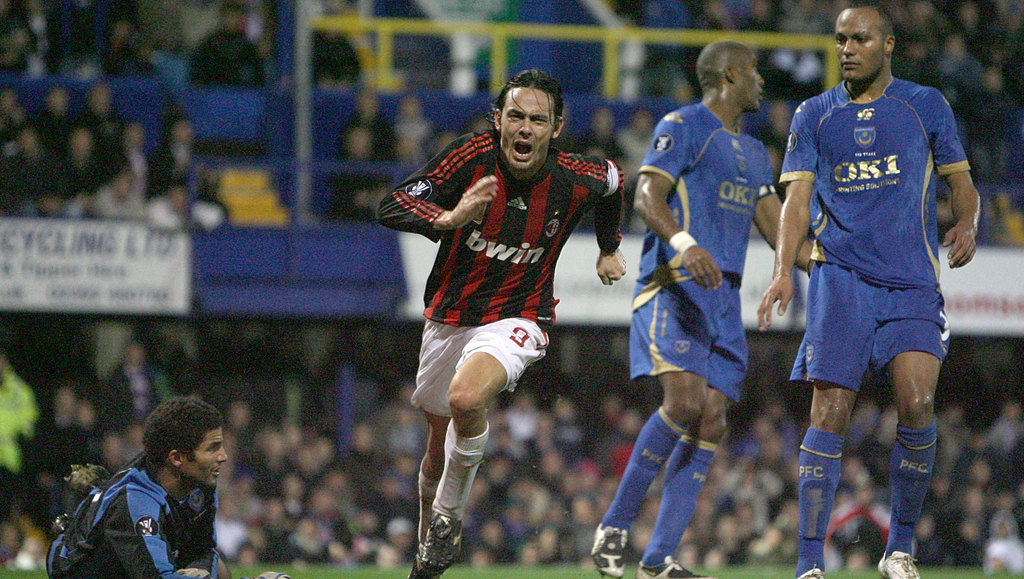 Inzaghi Portsmouth