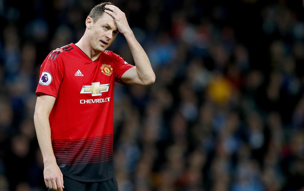 Nemajna Matic Manchester United