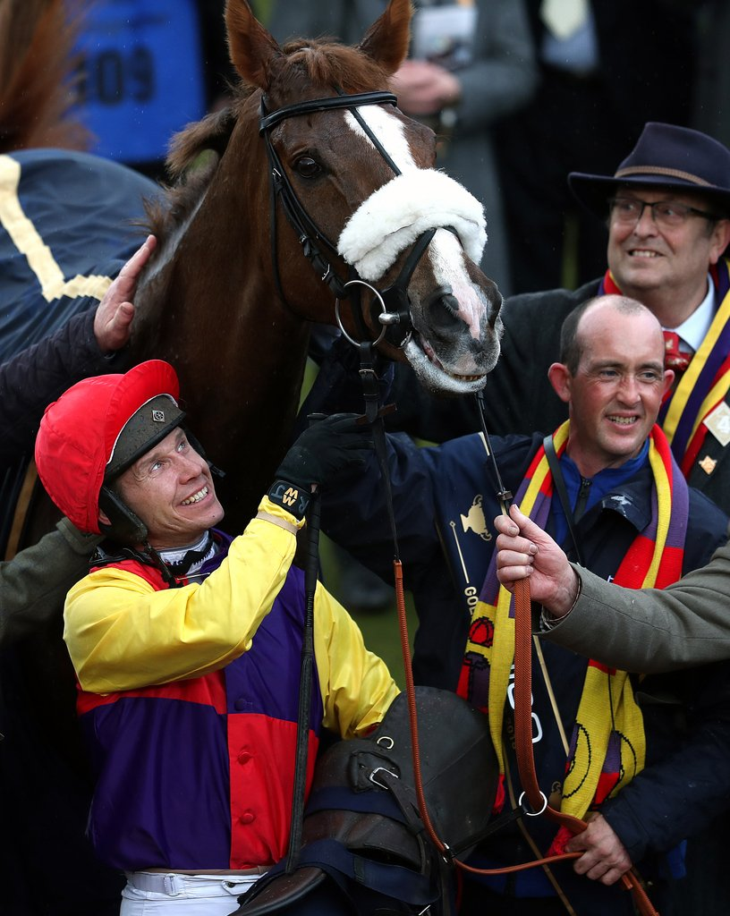 richard johnson and native river