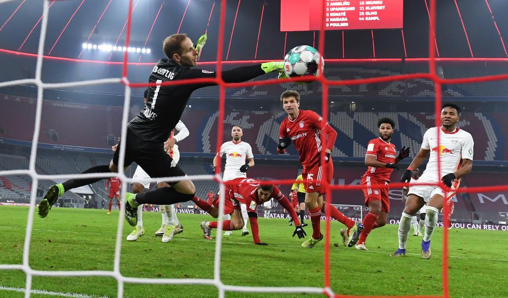 Bundesliga Bayern Leipzig
