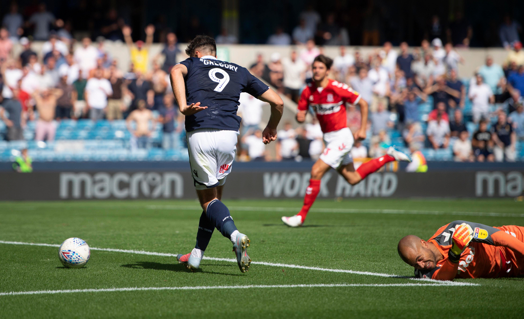 Lee Gregory Millwall