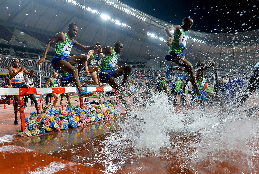 steeplechase Olympics