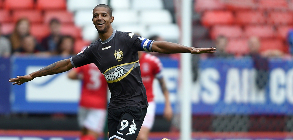 Jermaine Beckford Bury