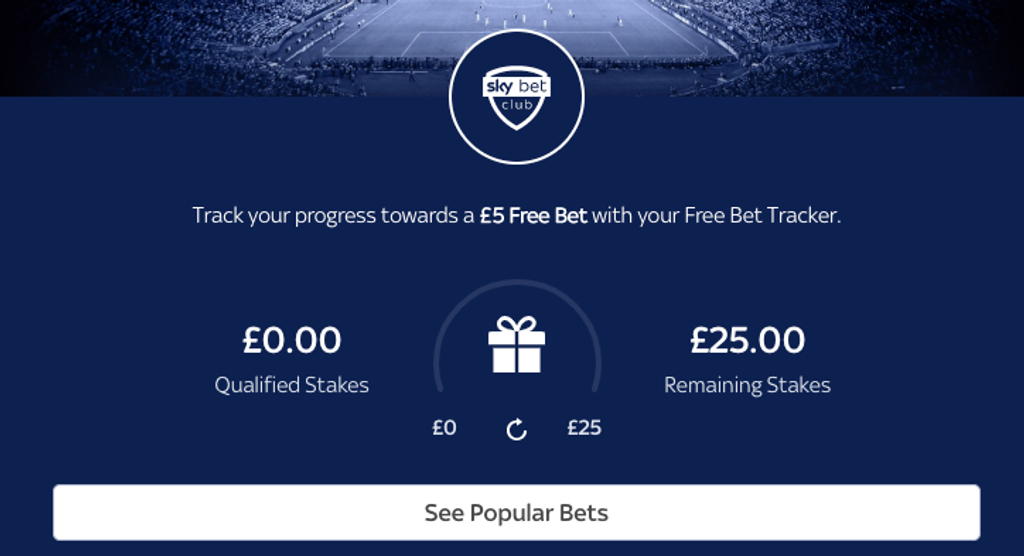 opt into sky bet club