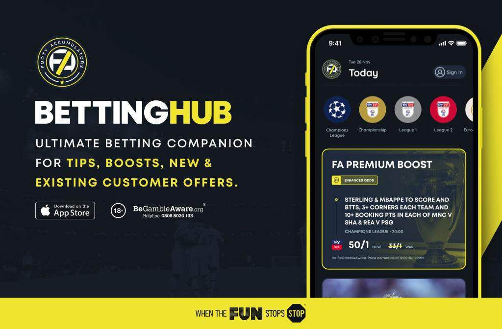betting hub