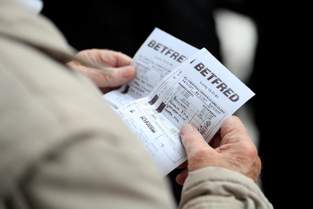 Cheltenham betting
