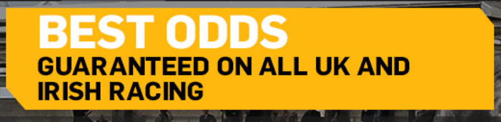 Betfair Best Odds