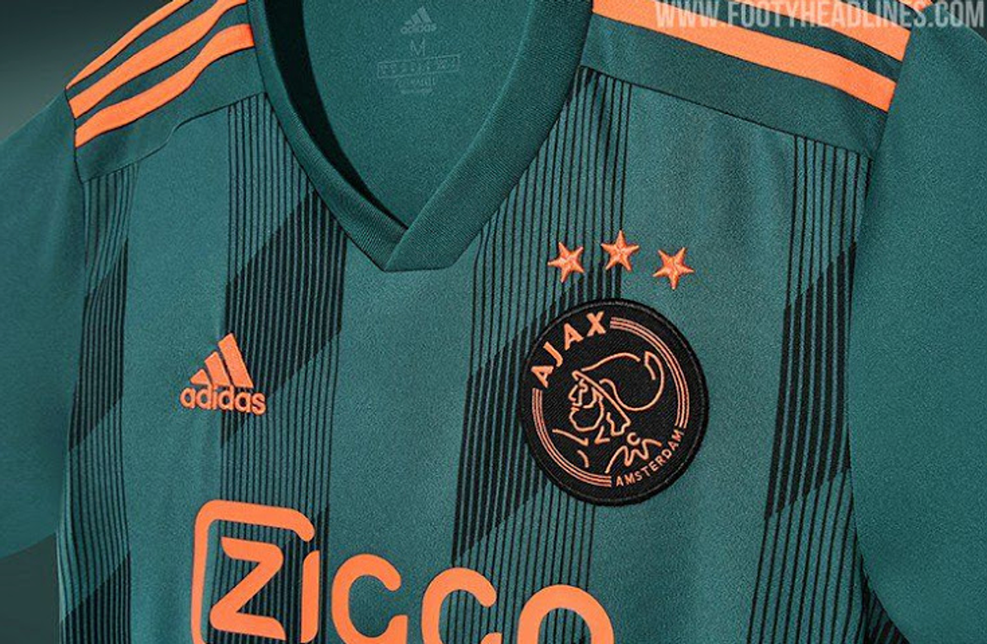 92635d0e Ajax have released their new away kit, and it's a thing of beauty   Footy  Accumulators