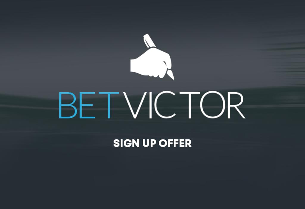 betvictor sign up offer