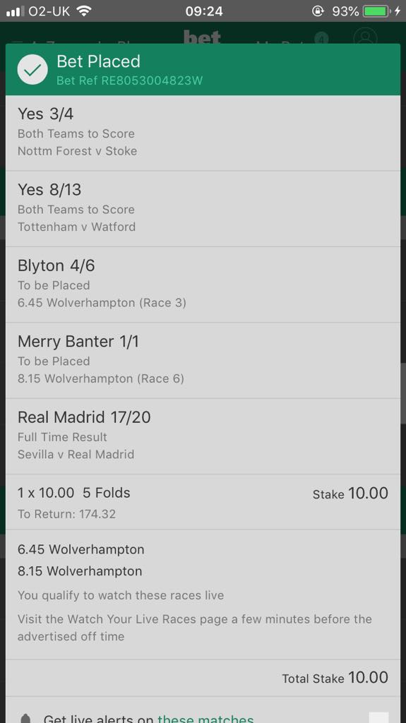 mixed acca 26th