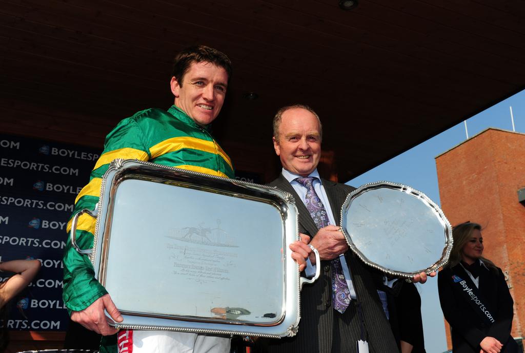 Jonjo O'Neill Horse Trainer