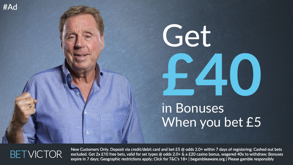 BetVictor Sign-Up Offer | New Customer Bonus | Footy