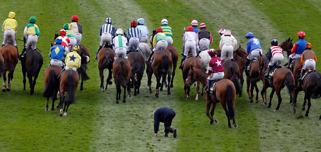 How Does Handicapping Work? | The Winners Enclosure