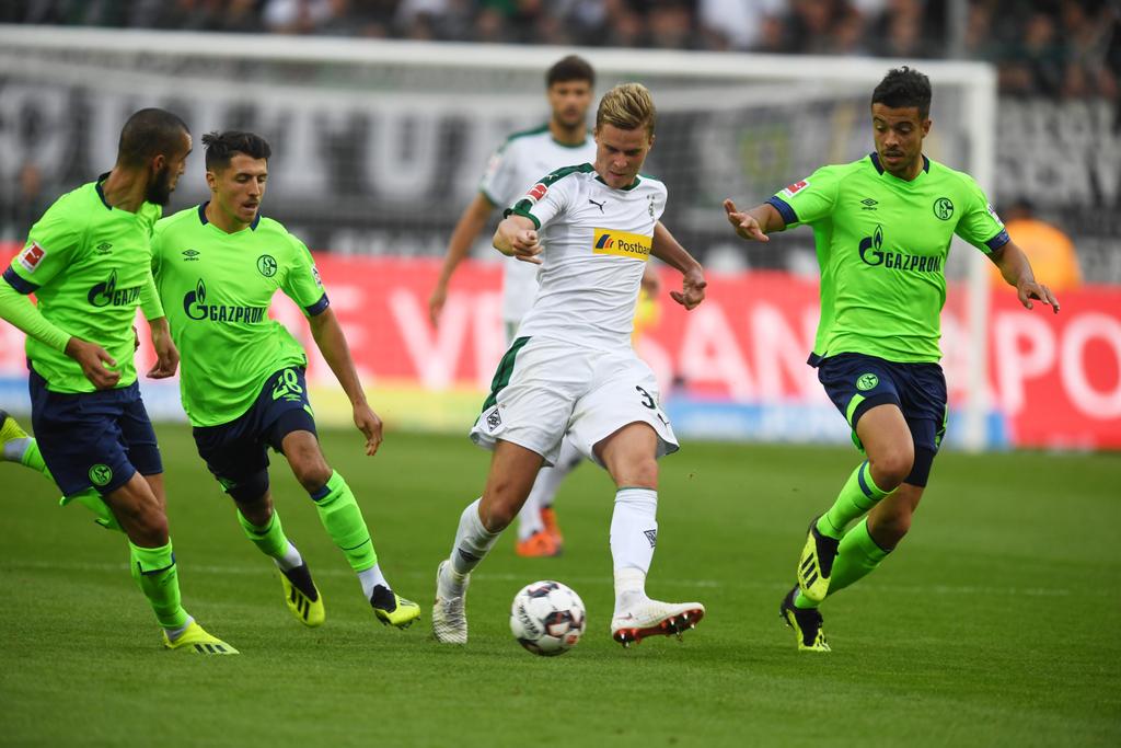Monchengladbach Schalke