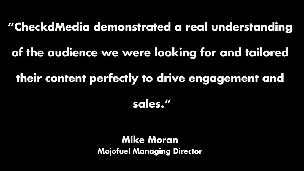 Mike Moran Quote