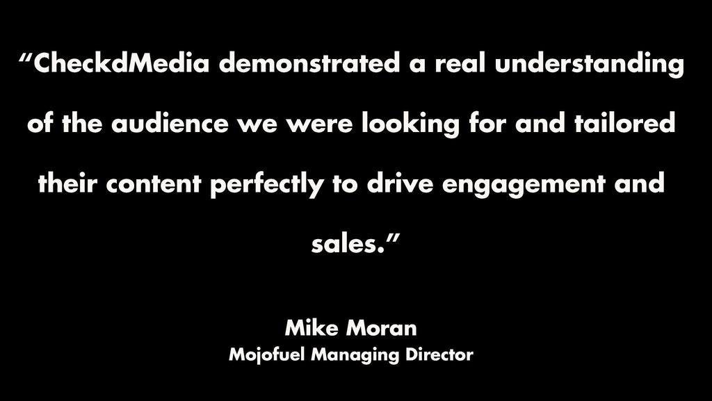 Mike Moran Quote