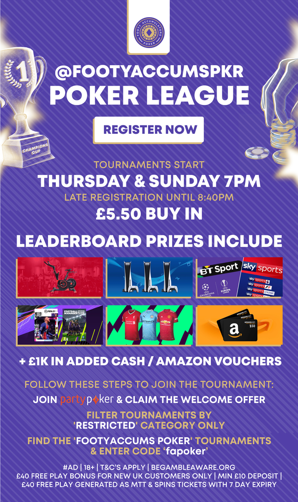 Poker League January