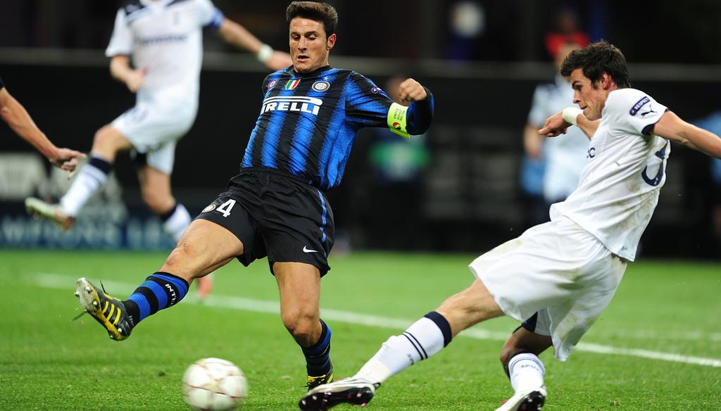 Gareth Bale Inter Milan