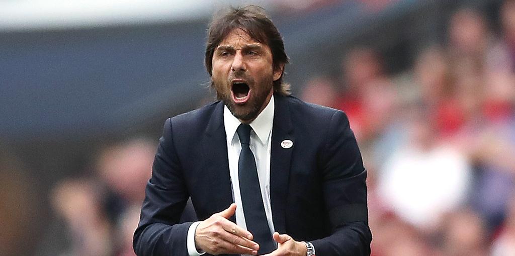 Antonio Conte Chelsea Italy Juventus