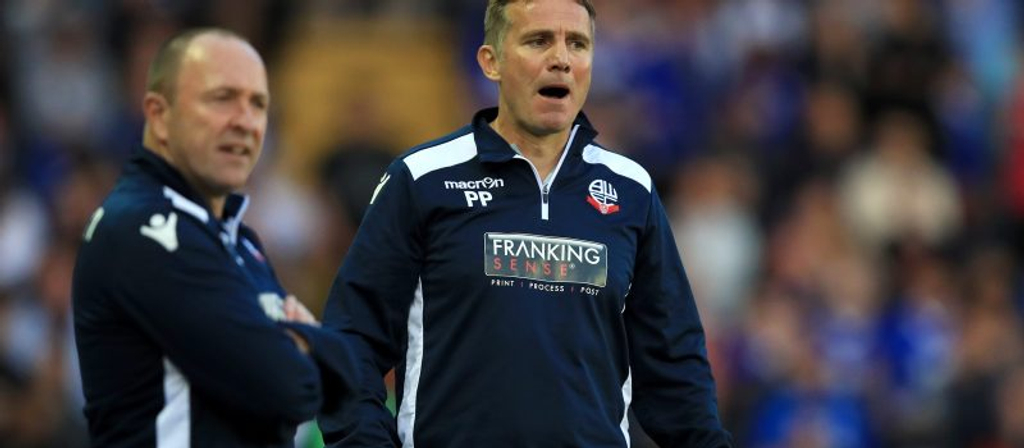 Phil Parkinson