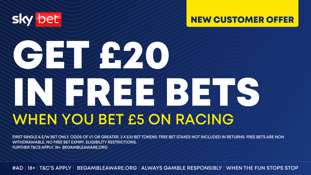 sky bet get 20 offer image