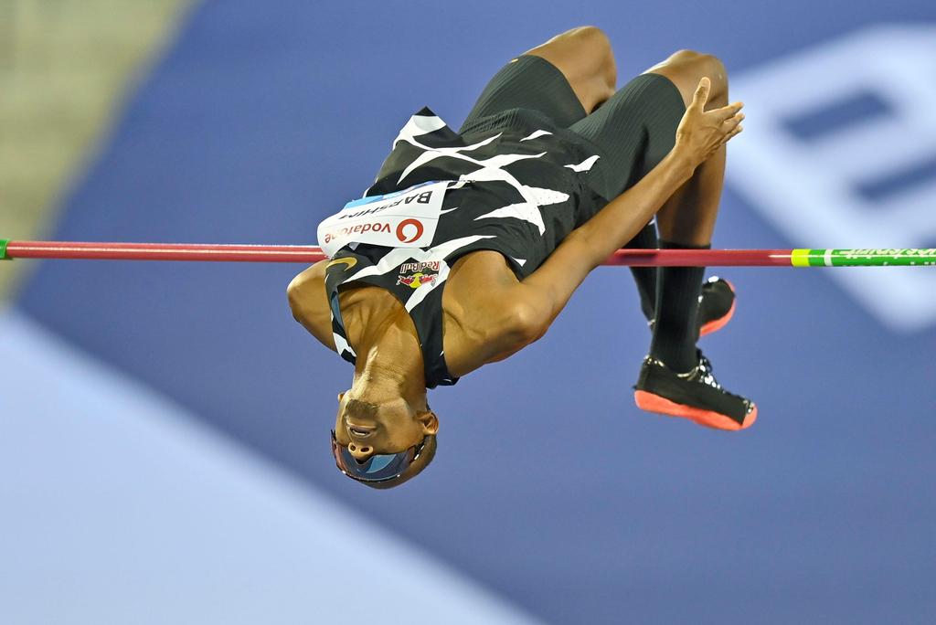 high jump olympics