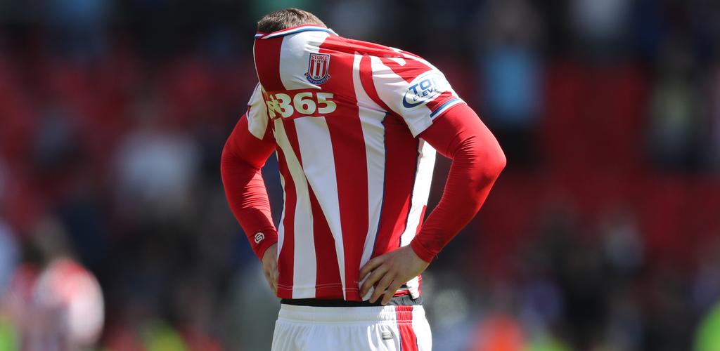 Shaqiri Stoke Relegated