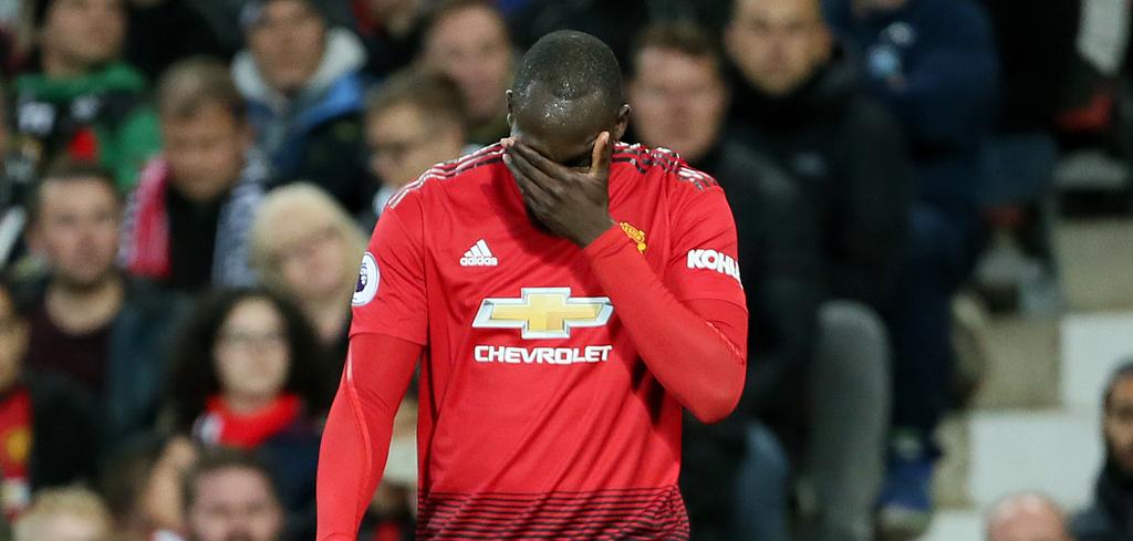 Romelu Lukaku Manchester United Old Trafford