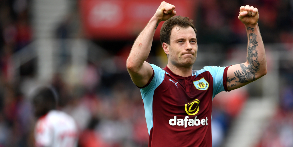 Ashley Barnes Burnley